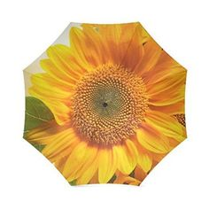 Colorful Sunflowers UV Foldable Umbrella