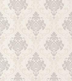 rasch Tapete Gentle Elegance 725612 Creme Grau Barock , Retro , Ornament - - Kaufen bei SENDMAX GmbH & Co. KG