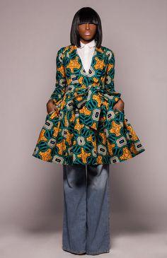 NOUVEAU la robe de Gugu par DEMESTIK sur Etsy