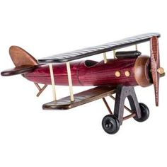\Wood Biplane online or find other Accent Pieces products from HobbyLobby.com 19.99