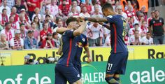 Köln und Leipzig trennen sich 1:1 - Der 1. FC Köln und RB Leipzig sind in der aktuellen Bundesligasaison weiterhin ungeschlagen. Im direkten Aufeinandertreffen hieß es am Ende 1:1.