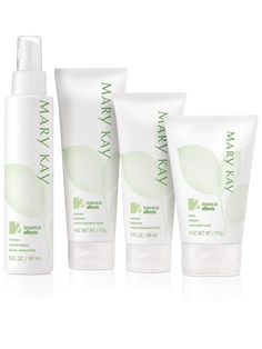 Botanical Effects Skin Care is a simple regimen infused with botanicals that are personalized to your skin type to bring out skin's healthy radiance.   Mary Kay