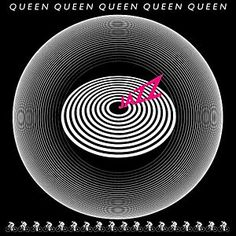 November Queen released their Jazz album. with Freddie Mercury , Brian May , Roger Taylor - Official & Queen Album Covers, Rock Album Covers, Classic Album Covers, Vinyl Lp, Rare Vinyl, Vinyl Cover, Vinyl Records, Cd Cover, Cover Art