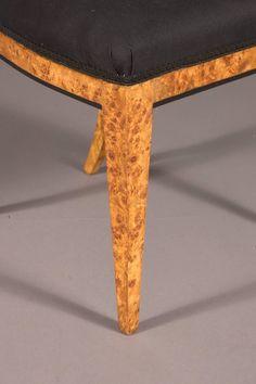 biedermeier székláb