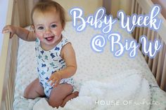 So everyone knows that I'm a sucker for a bargain. So it's not a shock that I've gone ga-ga over at Big W for Baby Week! A great time to stock up on the essentials and grab some super cute and affordable baby gear!  #baby #bigw #bonds #clothes #bargain #essentials #musthaves