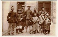上海街头流浪儿 Shanghai 1920s
