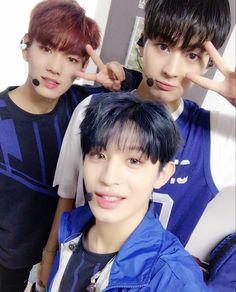 UP10TION Jinhoo, Kogyeol  & Hwanhee