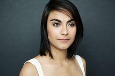 Francesca Barcenas - comédienne, productrice et cofondatrice de la compagnie de théâtre DuBunker