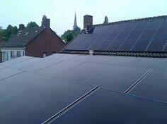 Solar Frontier panelen Etten-Leur
