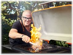 Shop Everdure by Heston Blumenthal FORCE Gas Grill Orange/Black at Best Buy. Gas Barbecue Grill, Grilling, Grill Stand, Heston Blumenthal, Cooking Time, Stability, Rust, Cool Things To Buy, I Am Awesome