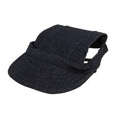 "Aus der Kategorie Hüte  gibt es, zum Preis von EUR 6,07  Specifications:<br> Product Name<br> Pet Baseball Cap<br> Main Material<br> Cotton, Terylene<br> Main Color<br> Dark Blue<br> Chin Strap Girth<br> 20 cm / 8""<br> Cap Girth<br> 28 cm / 11""<br> Height (from Cap Top to Brim)<br> 5 cm / 2""<br> Distance Between Ears<br> 10cm/ 4""<br> Weight<br> 20g<br> Package Content<br> 1 x Pet Baseball Cap<br>Descriptions:<br> Dark blue pet dog baseball cap, elastic chin strap.<br> Visor cap can…"