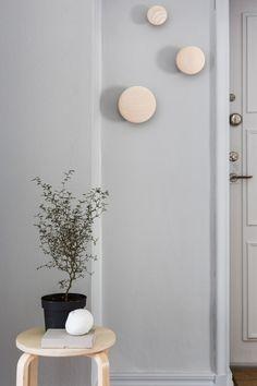 A studio flat in gray