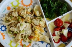 tuna noodle casserole >> sub the pasta for cauliflower rice or zoodles Toddler Recipes, Healthy Toddler Meals, Toddler Food, Healthy Kids, Healthy Cooking, Healthy Food, Healthy Recipes, Dinners For Kids, Kids Meals