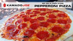 Kamado Joe Big Joe Pizza