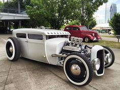 1929 Ford is show stopper by Ricky Bobby's Rod Shop