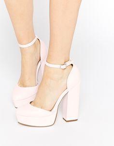 ASOS $81 Image 1 of ASOS PENDULUM Platform Shoes