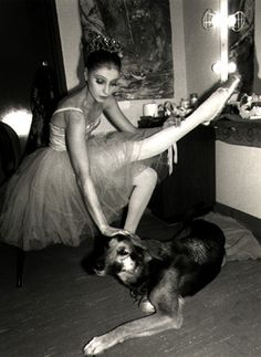 Suzanne Farrell. NYCB.
