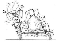 Good idea Motorcycle Trailer, Motorcycle Bike, Course Moto, Bicycle Sidecar, Side Car, Powered Bicycle, Kids Ride On Toys, Motorised Bike, Biker Quotes