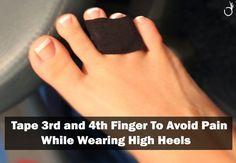 23 Tricks & Life Hacks for wearing new Footwear #LifeHacks, #Tricks, #FashionHacks