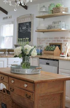 Kitchen Cabinets - CLICK THE IMAGE for Various Kitchen Ideas. #kitchencabinets #kitchenisland