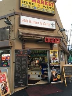 3. 26th Kitchen and Carry -- San Diego/Golden Hill