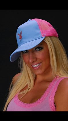 PLAYBOY HATS Wedding Accessories, Playboy, One Size Fits All, Happy Shopping, Baseball Hats, Bridal, Pink, Blue, Store