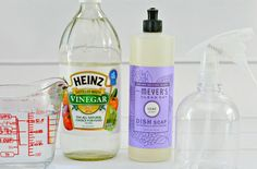 Homemade Streak-Free Window Cleaner With Only 3 Ingredients   eHow