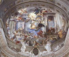Trompe l'Oeil Andrea Pozza - Renaissance Art