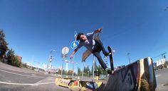Creature Skateboards | at the Ol' Helsinki Barrier