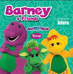 Sing Along with Barney and Friends: Adele (uh-dell)