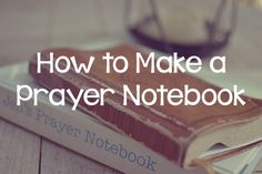 or as others ask you to pray. (I often make a note of requests on my phone and transfer them to my notebook during my next quiet time.)