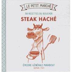 Steack Haché Magnolia Book, Steak, Books, Magnolias, Genre, France, Cooking, Playlists, Books To Read
