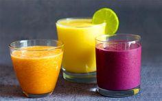 Dag 7: Tag en juicedag.