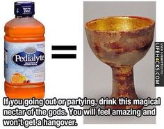 Instant Hangover Cure - #Hangover, #HangoverCure, #Hungover