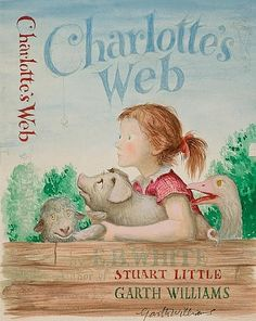 Garth Williams (American, 1912-1996) 'Charlotte's Web,'
