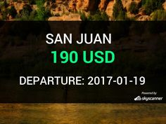 Flight from Seattle to San Juan by jetBlue #travel #ticket #flight #deals   BOOK NOW >>>