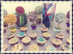 #batik #cupcakes