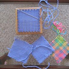Hazel Rose Multi-Loom Squares (Weave-Its)