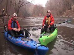 Paddling Skills for Kayak Anglers