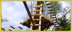 Treetop Adventure Concept: the constructor for Treetop Adventure Park, exciting leisure-outdoor activity suitable for the whole family and set up in a forest environment. Outdoor Activities, Environment, Concept, Adventure, Park, Design, Parks, Design Comics, Adventure Nursery