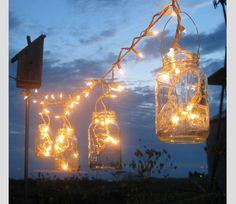 Iluminacion de boda