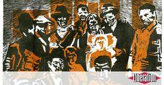 Apparue sur des affiches dans le quartier de La Boca de Buenos Aires, la figure de Simón Radowitzky, anarchiste condamné pour l'assassinat d'un chef de la police qui avait réprimé des manifs ouvrières en 1909, est devenue une icône politique. Ouvrant la voie à d'autres. Aujourd'hui, la disparition et la mort en octobre 2017 de Maldonado, manifestant pour les droits Mapuche, ravive l'époque des portraits de disparus, le premier sous Macri.