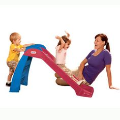 Little Tikes First Slide from #littletikes -