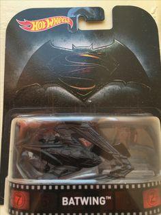 The Batwing Batman vs Superman Hotwheels