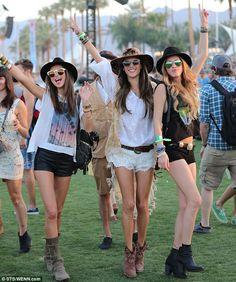 Coachella 2013 - Alessandra Ambrosio