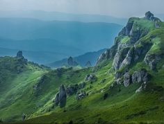 Ciucas Mountains, Romania by Szallo Laszlo