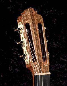 Jason Wolverton Classical Guitar Head