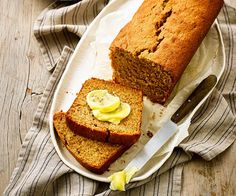 Banana bread recipe - By FOOD TO LOVE, Deliciously warm and moist banana bread, fresh from the oven, spread with butter. The perfect accompaniment to your morning or afternoon cuppa.