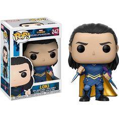 Thor Loki Bobble-Head Figur (#242)