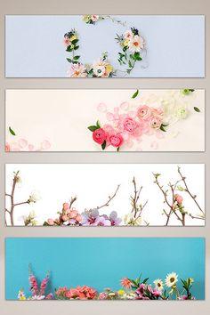 Flower Background Images, Paper Background Design, Flower Backgrounds, Background Patterns, Vintage Flowers Wallpaper, Flower Wallpaper, Youtube Banner Backgrounds, Youtube Banners, Hand Drawn Flowers